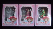 Super Rare New Card Captor Sakura Clamp SEGA Collection Figure 3 Complete Set