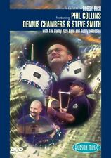 A Salute to Buddy Rich Instructional Drum  DVD NEW 000320424