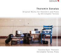 Carolina Eyck - Theremin Sonatas - Original Works for Theremin [New CD]