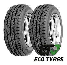 2X Tyres 205 65 R16C 107/105T 8PR GoodYear Marathon C B 71dB