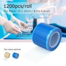 1200pcsroll Disposable Dental Protective Film Plastic Oral Isolation