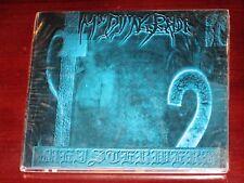 MY DYING BRIDE Meisterwerk II CD ECD 2001 2 PEACEVILLE GB cdviled 85 Digipak