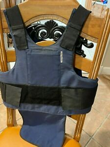 SAFARILAND Ballistic Panels BULLET PROOF VEST LARGE SHORT -1BT+2S