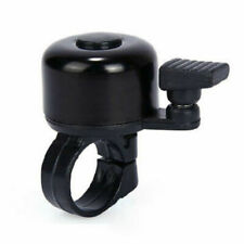 Black Metal Ring Handlebar Bell Sound Alarm Horn for Bike Bicycle Cycling 2019