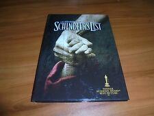 Schindlers List (DVD, 2004, Full Frame, Digipak) Liam Neeson Used Schindler's