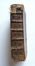DE LA CROIX : MÉTHODE DE GÉOGRAPHIE UNIVERSELLE . TOME 3 . GRAVURES . LIONS 1705
