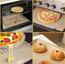 BBQ Reusable Non Stick Cooking Liner Oven Microwave Grill Baking Mat Sheet AA