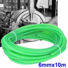 6mm x 10m Rough Surface PU Polyurethane Round Belt for Drive Transmission