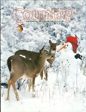 2002 Country Magazine: Deer in Winter/Eastern Oregon/Maine Winter