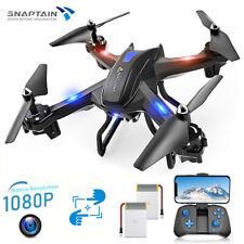 SNAPTAIN S5C 1080P WiFi RC Quadrocopter 3D Flips Notlandung Drohne für Anfänger