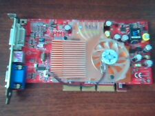 MSI AGP Video Card 8912 Ver:330 NVIDIA GeForce FX 5600 8912-240