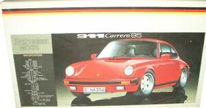 1/24 Fujimi - Porsche 911 Carrera 85- Plastic Model Kit
