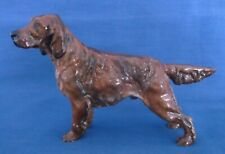 ROYAL DOULTON DOG IRISH RED SETTER CH. PAT O'MOY GLOSS HN1056 FIGURINE RARE