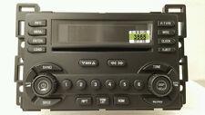 Pontiac G6 CD6 XM ready radio. OEM factory Delco stereo. 22714807 NEW