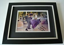 Michael Crawford SIGNED 10X8 FRAMED Photo Autograph Display Hello Dolly Film COA