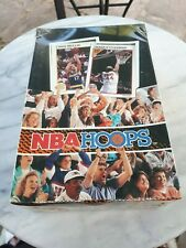 1991-92 HOOPS BASKETBALL SERIES 1 FACTORY SEALED BOX