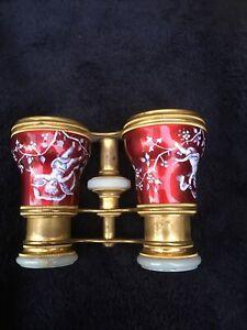 """Antique Opera Glasses """"Lemaire Paris"""""""