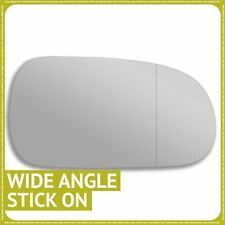 Right hand Driver side for Honda Prelude 96-01 wing mirror glass Wide Angle