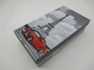 Paris Eiffel Tower France Boxes 10 Er Set Storage, Gift Box, New