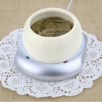 Home Office USB Coffee Heating Pad USB Cup Warmer Tea Coffee  Heating Pad