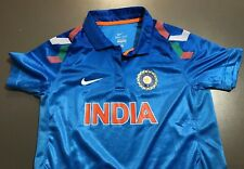 Nike Dri-Fit India Cricket Team Jersey Size M