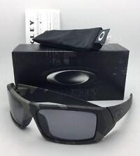 Polarized OAKLEY Sunglasses GASCAN OO9014-03 60-15 MultiCam Black Camo w/ Grey