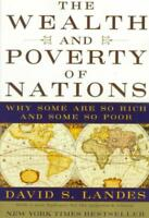 THE WEALTH AND POVERTY OF NATIONS - LANDES, DAVID S. - NEW PAPERBACK BOOK
