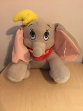 "Disneyland Resort Walt Disney World Large 18"" Plush Stuffed Dumbo Elephant"