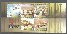 Australia-World War I -Centenary  -2017 min sheet mnh -military