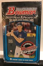 2003 Bowman Draft Picks & Prospects Sealed Hobby Baseball Box!! +Bowman Chrome!!