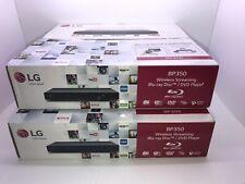 LG BP350 Blu-ray DVD CD Bluray Player Online Streaming Wifi Model Brand New