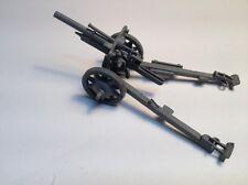 Early War 20mm (1/72) German 10.5cm leFH18 Field Howitzer (x2)