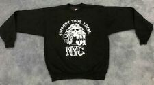Support NYC Hells Angels LOCAL 81 SKULL XL SWEAT SHIRT NEW #skus