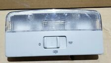 VW POLO 9N3 FRONT INTERIOR ROOF READING LIGHT COURTESY LAMP 6Q0947105F 2001 > 08