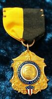 1927 United States Press Pittsburgh District Soccer League Gold medal