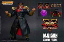Storm Collectibles Street Fighter V M Bison Battle Costume 1/12 Action Figure