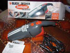 BLACK & DECKER Autohandsauger 12 Volt
