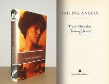 Tracy Chevalier - Falling Angels - Signed - 1st/1st