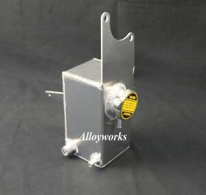 Aluminium Kühlmittel Wasser Erweiterung Header Tank Für TRIUMPH STAG