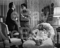 "The Exorcist (1973) Linda Blair, William Friedkin ""Director"" 10x8 Photo"