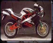Bimota Db2 Ef 97 A4 Metal Sign Motorbike Vintage Aged