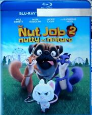 "The Nut Job 2 Nutty by Nature "" Blu-Ray Movie Dis, Case & Artwork Shipping 11/11"