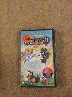 Walt Disney Cinderella II VHS