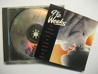 9 1/2 WEEKS - CD - O.S.T. - ORIGINAL MOTION PICTURE SOUNDTRACK