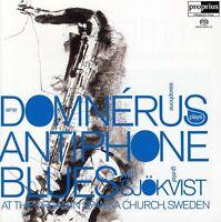 Arne Domn rus, Arne Domnérus - Antiphone Blues [New SACD]
