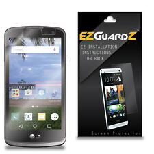 4X EZguardz NEW Screen Protector Cover HD 4X For LG Rebel L44VL