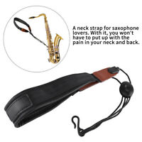 Saxophone Neck Strap for Soprano Alto Tenor Baritone Sax Parts Hook Belt Hot