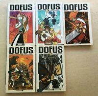 DOFUS | Lot de 5 Tomes N°3 à 7 | Livres Mangas | Ankama Editions
