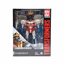 Transformers Combiner Wars Leader Class Starscream Gift Toy collection Kids