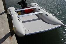 THEAIRBOAT Inflatable Mini Catamaran 12' High Speed Boat